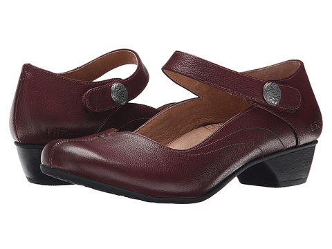 taos Footwear - Samba 2 (Deep Red) Women