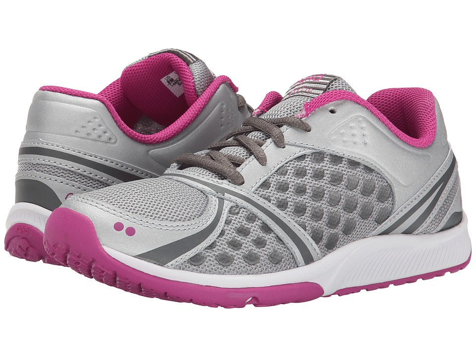 Ryka - Kinetic (Silver/Rose/Grey) Women's Shoes
