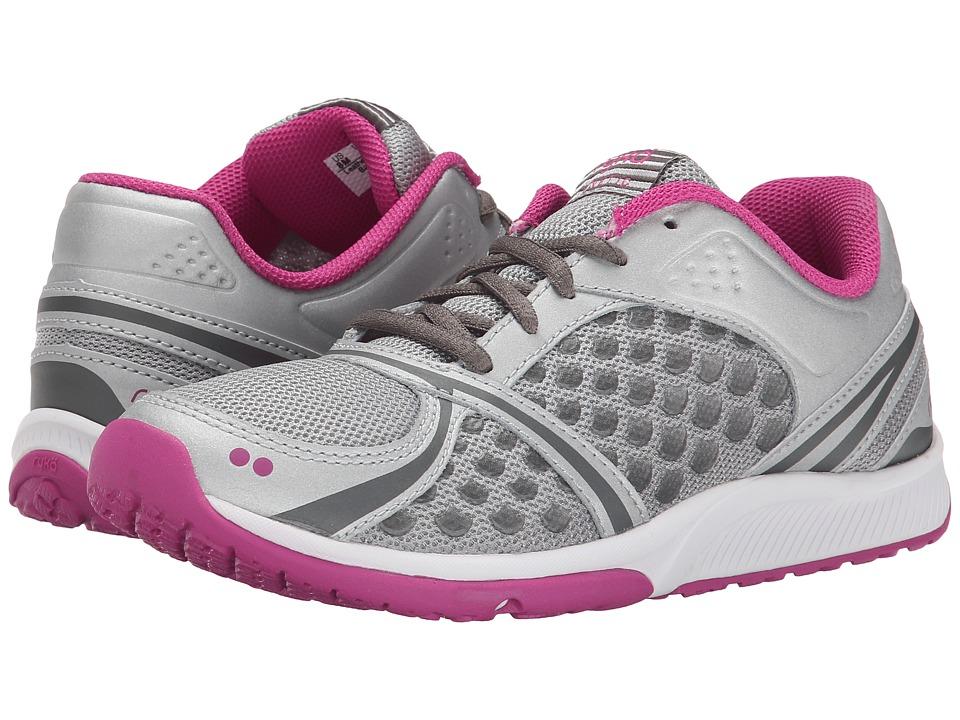 Ryka - Kinetic (Silver/Rose/Grey) Women's Shoes