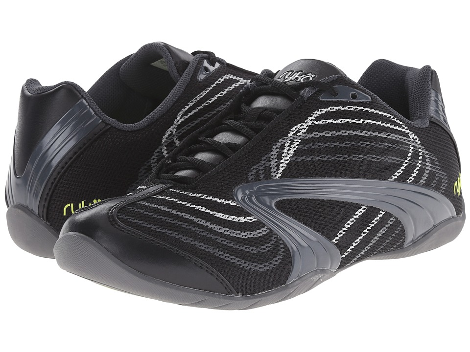 Ryka - Studio D (Black/Chrome Silver/Metallic Steel Grey/Metallic Iron Grey) Women's Shoes