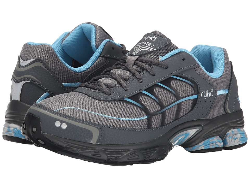 Ryka - Ultimate 2 (Frost Grey/Iron Grey/Blue Grotto/Chrome Silver) Women's Shoes