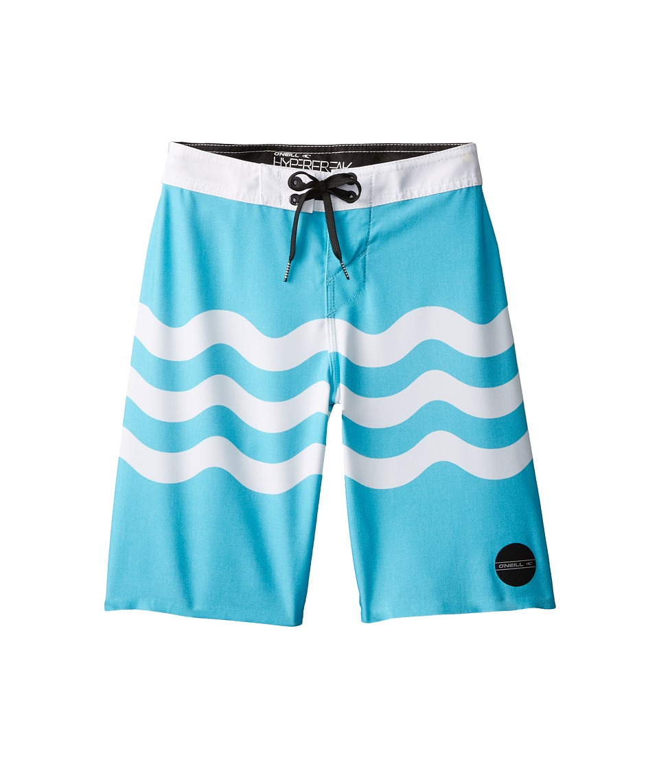 O'Neill Kids - Freak Fourteen (Big Kids) (Turquoise) Boy's Swimwear