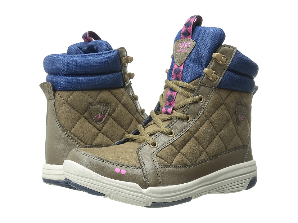 Ryka - Aurora (Chocolate Chip/Jet Ink Blue/Rose Velvet/Snowline Ecru/Bronzeen) Women's Shoes