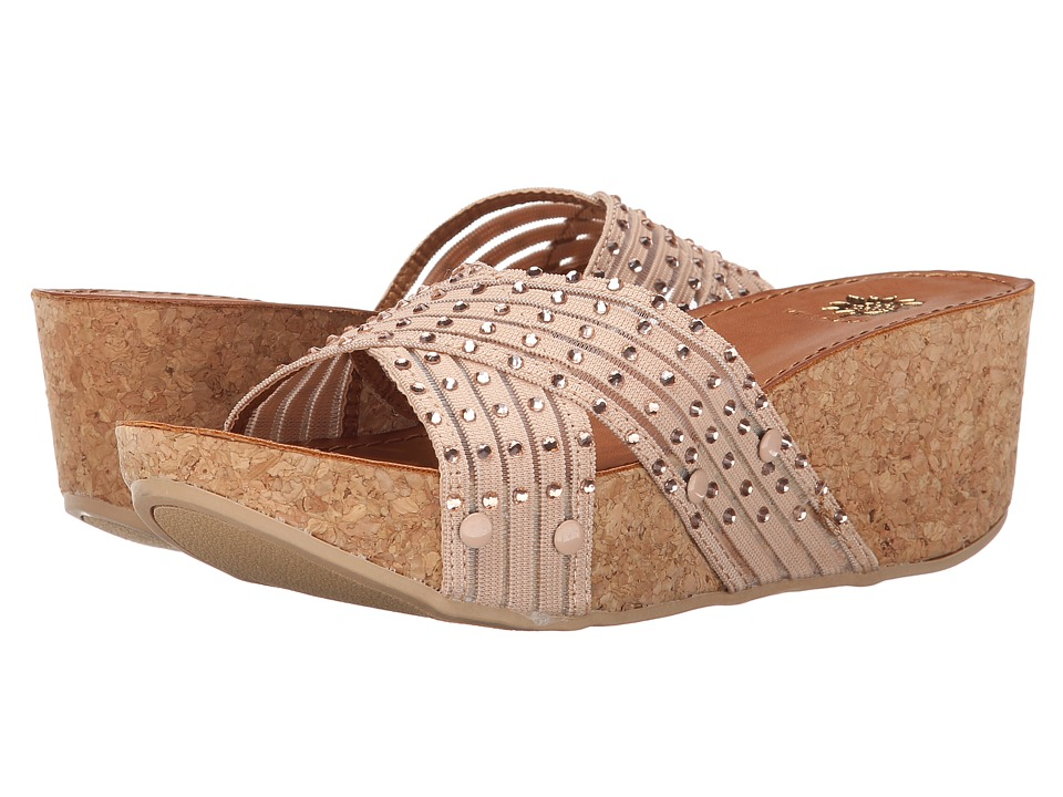 Yellow Box - Sophia (Blush) Women's Sandals