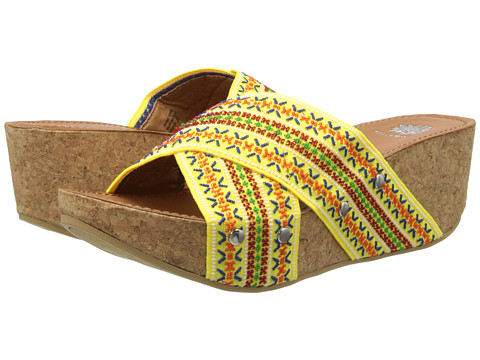 Yellow Box - Sundrie (Yellow) Women's Sandals