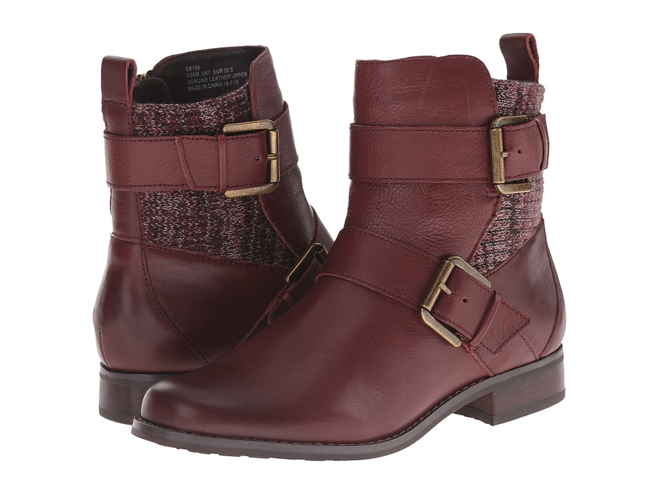Aetrex Essencetm Kara (Burgundy) Women