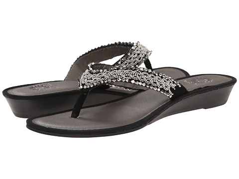 Yellow Box - Yvonne (Black) Women's Sandals