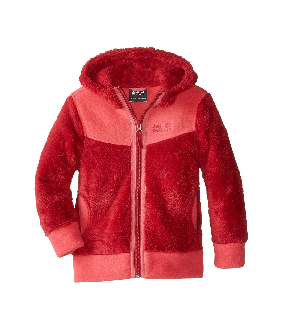 Jack Wolfskin Kids - Polar Bear Nanuk Jacket (Infant/Toddler/Little Kid/Big Kid) (Pale Berry) Girl's Coat