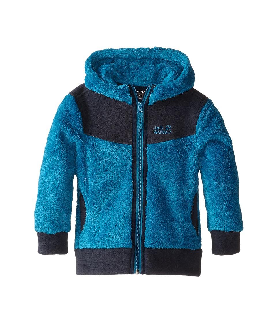 Jack Wolfskin Kids - Polar Bear Nanuk Jacket (Infant/Toddler/Little Kid/Big Kid) (Dark Turquoise) Girl's Coat