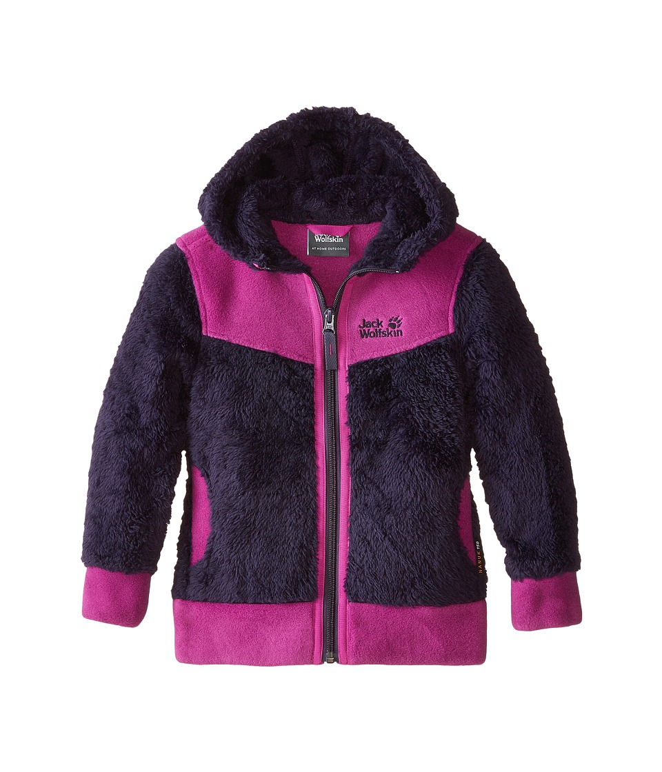 Jack Wolfskin Kids - Polar Bear Nanuk Jacket (Infant/Toddler/Little Kid/Big Kid) (Prune) Girl's Coat