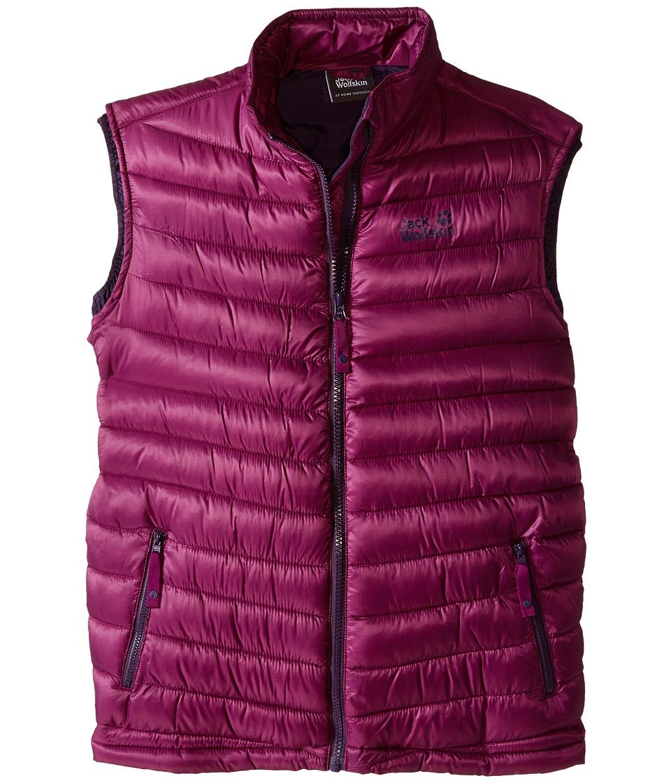 Jack Wolfskin Kids - Icecamp Vest (Infant/Toddler/Little Kid/Big Kid) (Mallow Purple) Girl's Vest