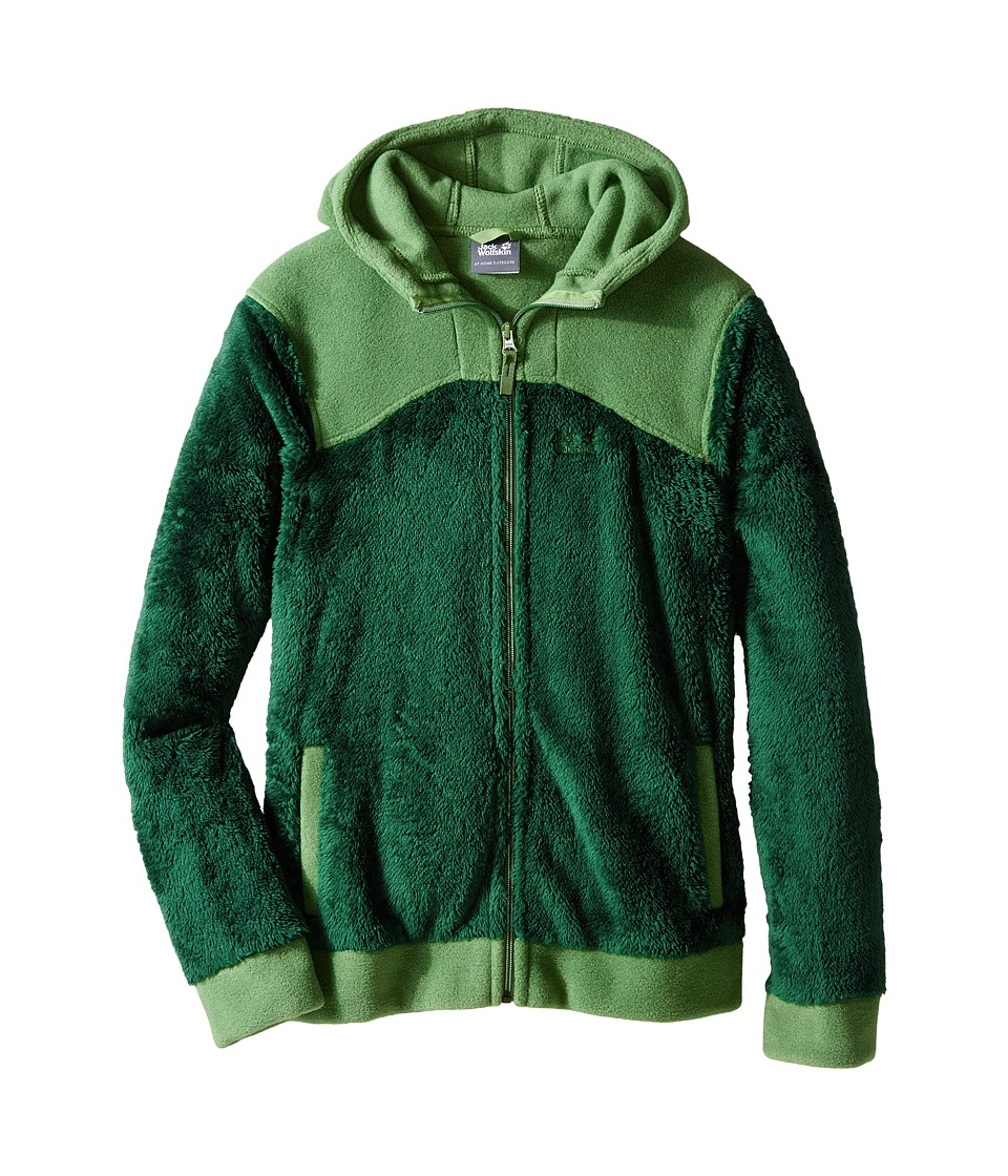 Jack Wolfskin Kids - Polar Bear Nanuk Jacket (Infant/Toddler/Little Kid/Big Kid) (Beech Green) Boy