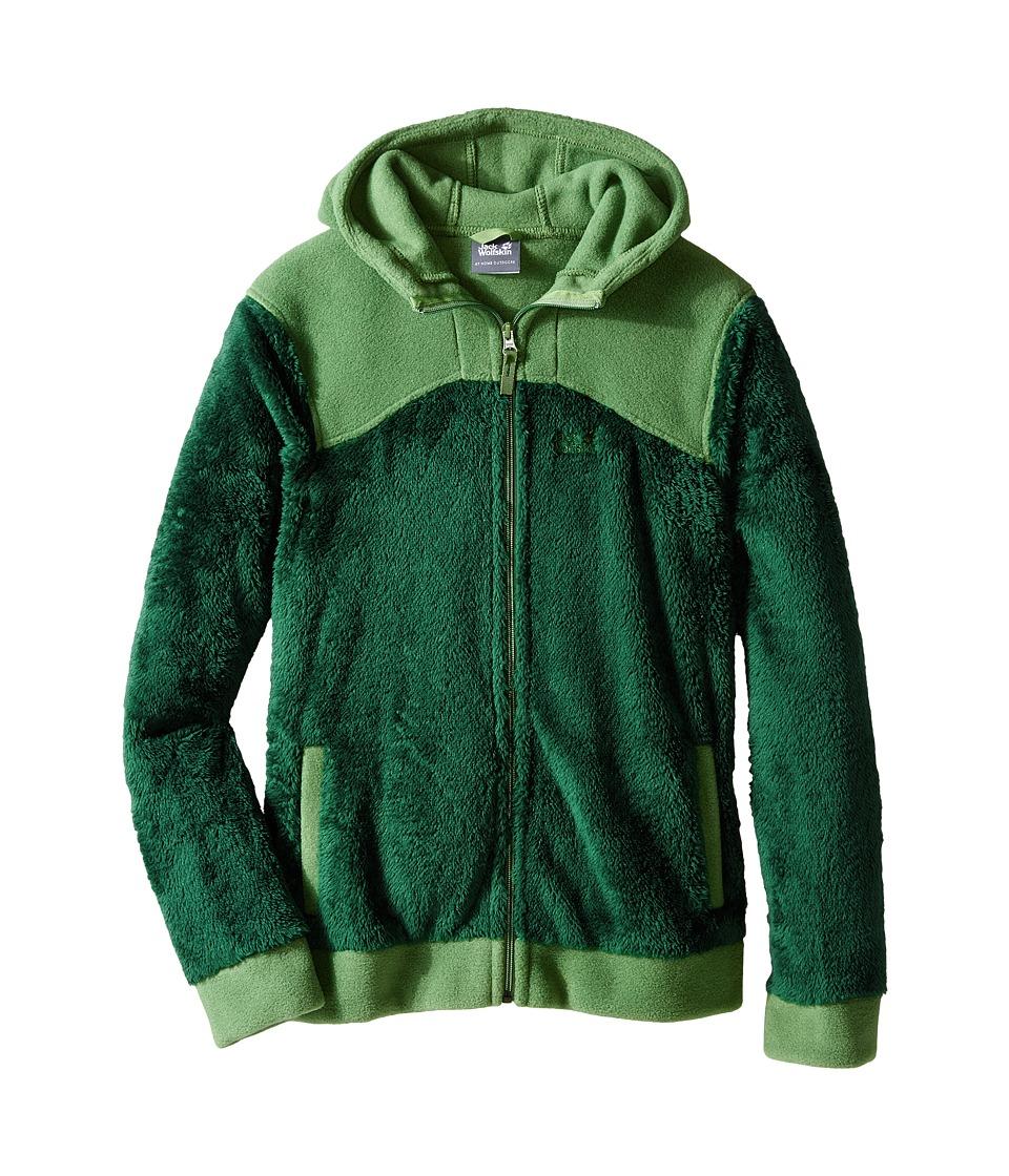 Jack Wolfskin Kids - Polar Bear Nanuk Jacket (Infant/Toddler/Little Kid/Big Kid) (Beech Green) Boy's Coat