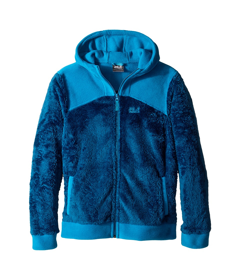 Jack Wolfskin Kids - Polar Bear Nanuk Jacket (Infant/Toddler/Little Kid/Big Kid) (Moroccan Blue) Boy's Coat