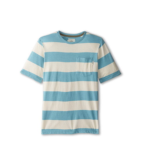 O'Neill Kids - Crewzer Crew (Big Kids) (Adriatic Blue) Boy's T Shirt