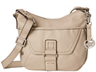 Sacramento Crossbody w/ Flap Pocket