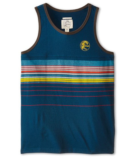 O'Neill Kids - Sundown Tank Top (Big Kids) (Indigo) Boy's Sleeveless