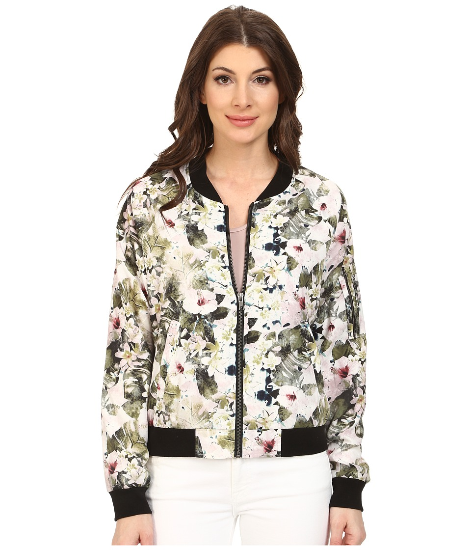 Sanctuary - Flora Bomber (Flora Fauna) Women's Coat