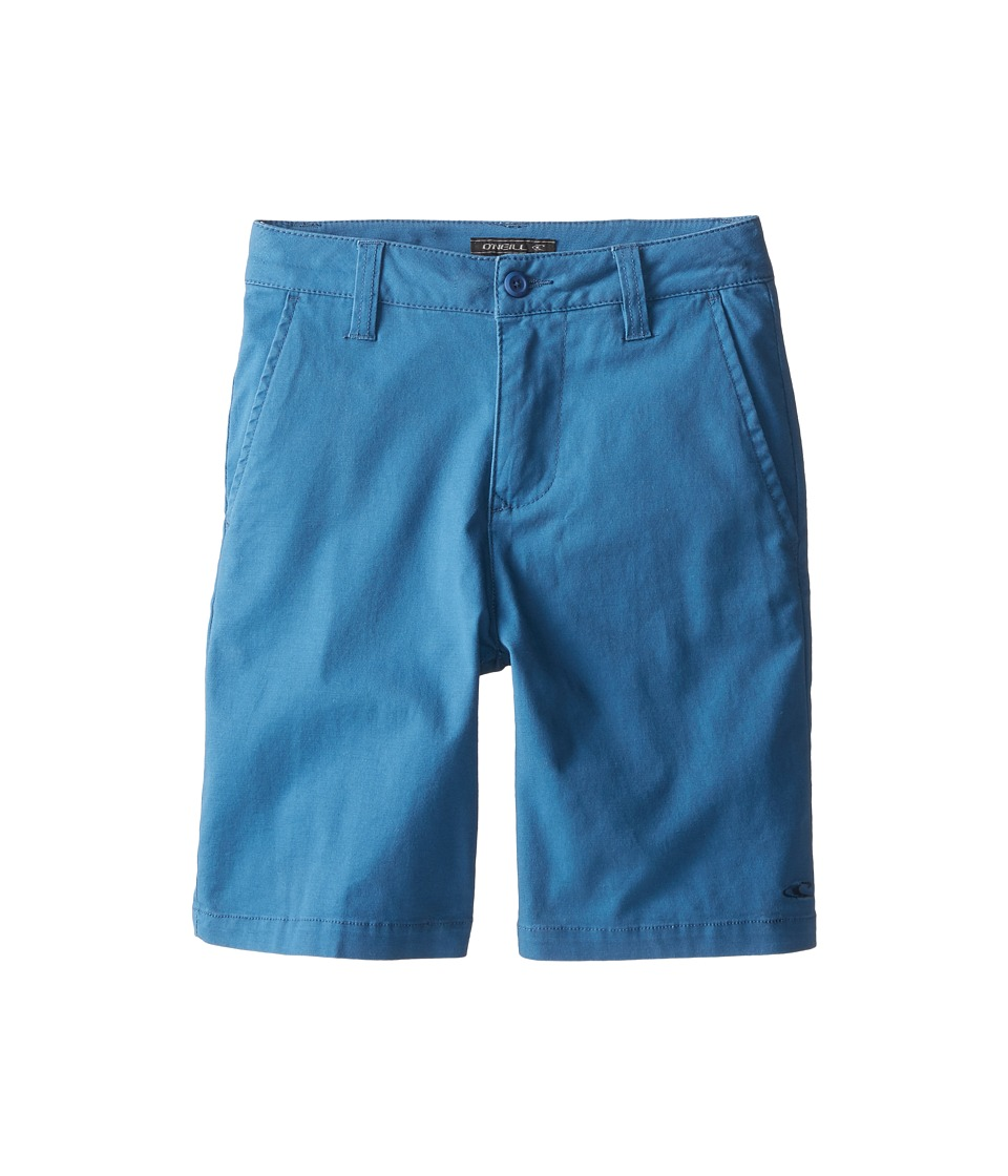 O'Neill Kids - Contact Stretch Shorts (Big Kids) (Dark Blue) Boy's Shorts