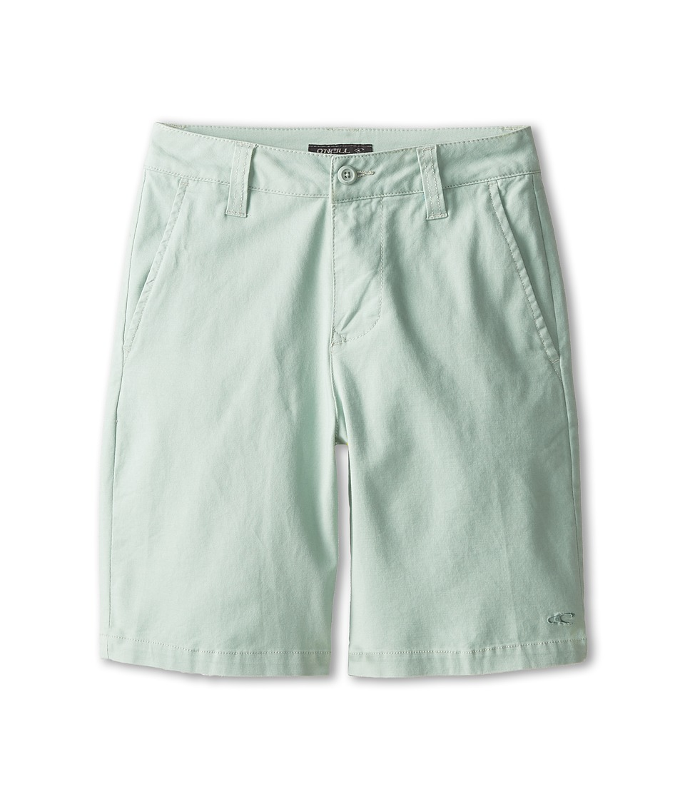 O'Neill Kids - Contact Stretch Shorts (Big Kids) (Sage) Boy's Shorts