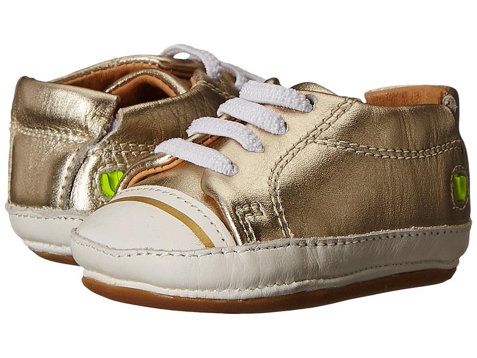 Umi Kids - Lex (Infant/Toddler) (Gold) Kids Shoes