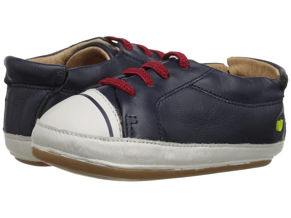 Umi Kids - Lex (Infant/Toddler) (Navy) Kids Shoes