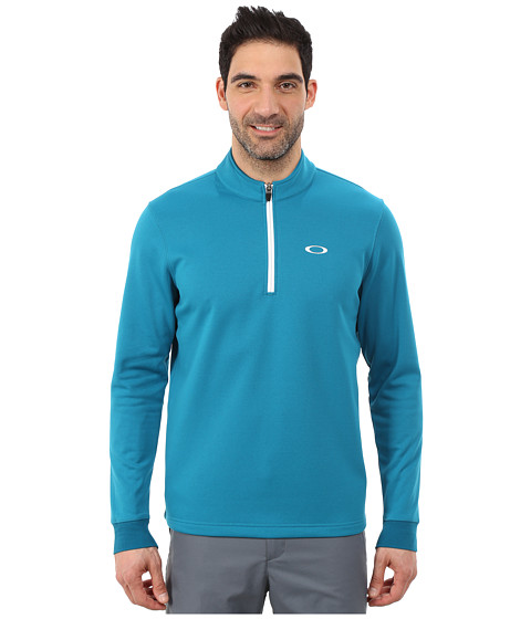 Oakley - Solid Fleece (Aurora Blue) Men's Fleece