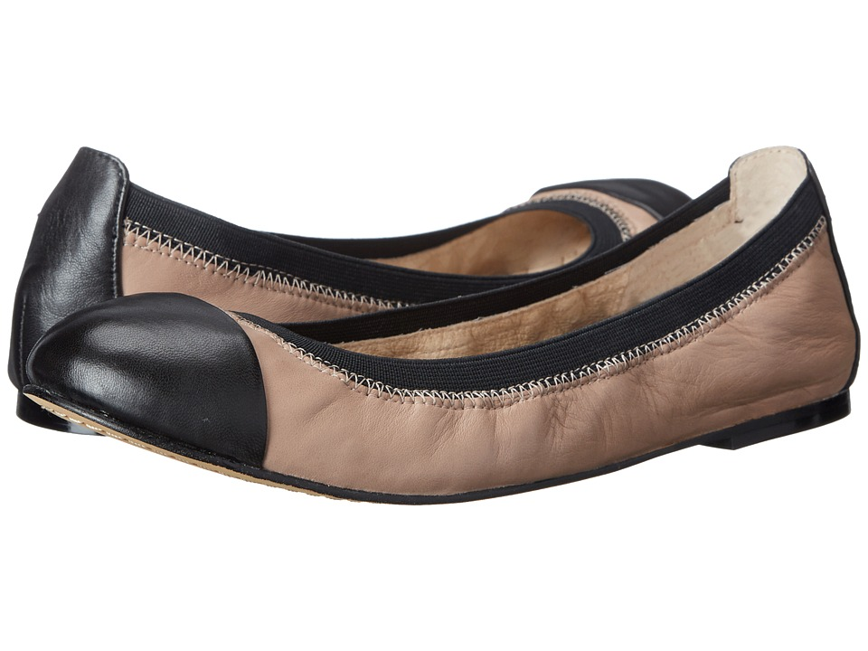 Vince Camuto - Impella (Impossibly Plush/Black) Women's Flat Shoes