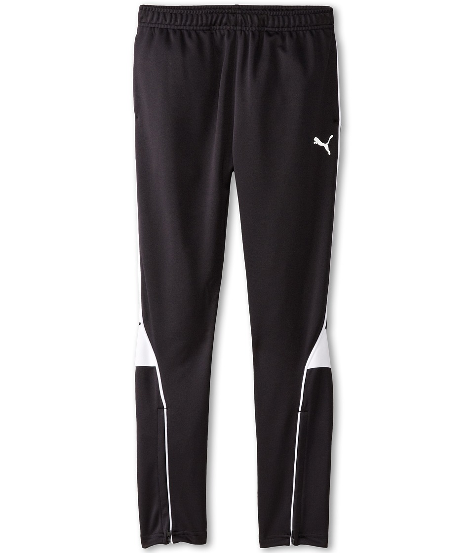 Puma Kids - Pure Core Soccer Pants (Big Kids) (PUMA Black) Boy's Casual Pants
