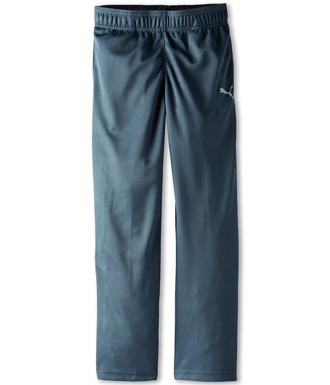 Puma Kids - Pure Core Pants (Big Kids) (Charcoal) Boy's Casual Pants