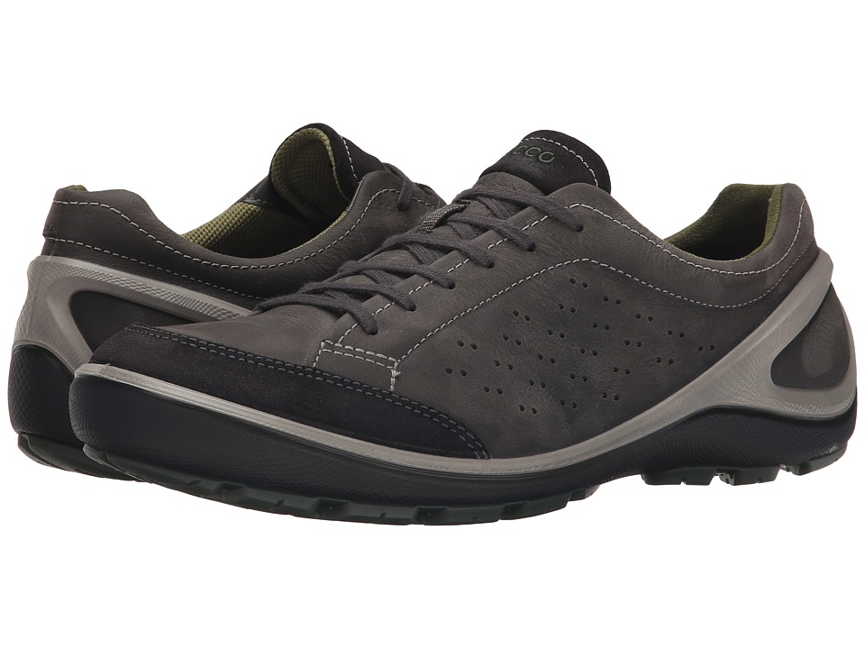 Ecco Performance - Biom Grip (Moonless/Dark Shadow) Men's Shoes