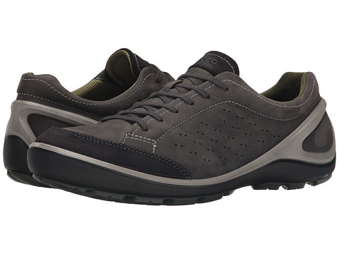 Ecco Performance - Biom Grip (Moonless/Dark Shadow) Men