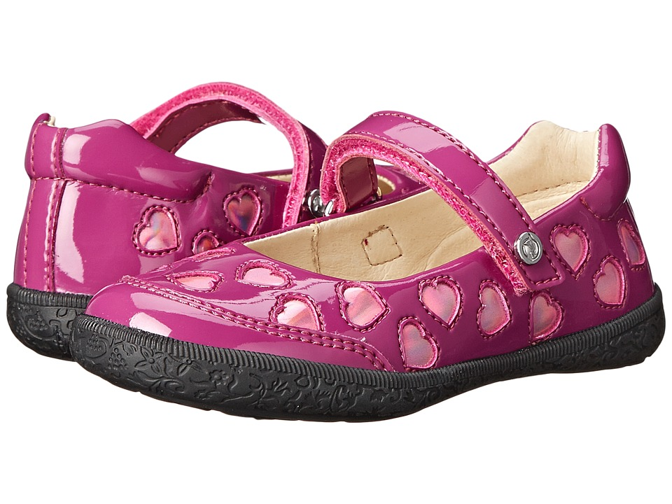 Naturino - Nat. 3896 (Toddler/Little Kid) (Fuchsia) Girl's Shoes