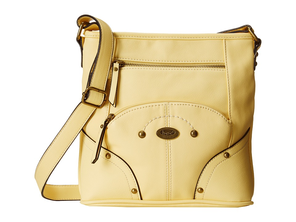 b.o.c. - Melville Crossbody (Buttercup) Cross Body Handbags