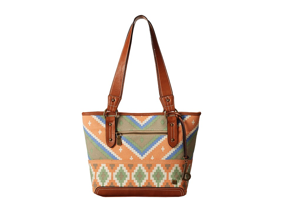 b.o.c. - Kingston Printed Tote (Blush) Tote Handbags