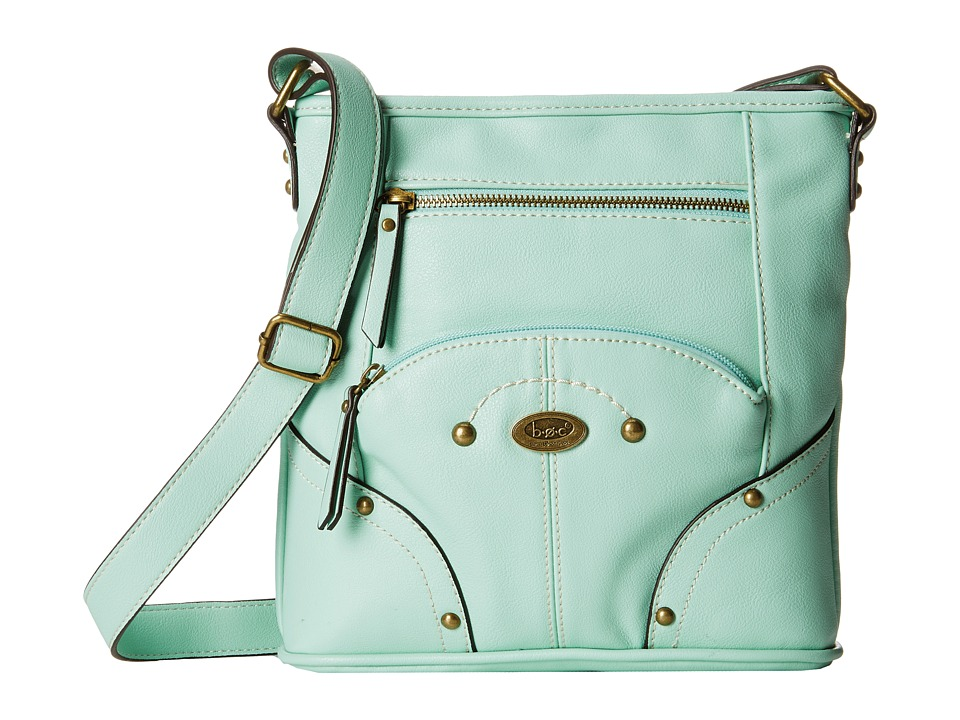 b.o.c. - Melville Crossbody (Mint) Cross Body Handbags