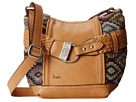 Barston Woven Belted Crossbody