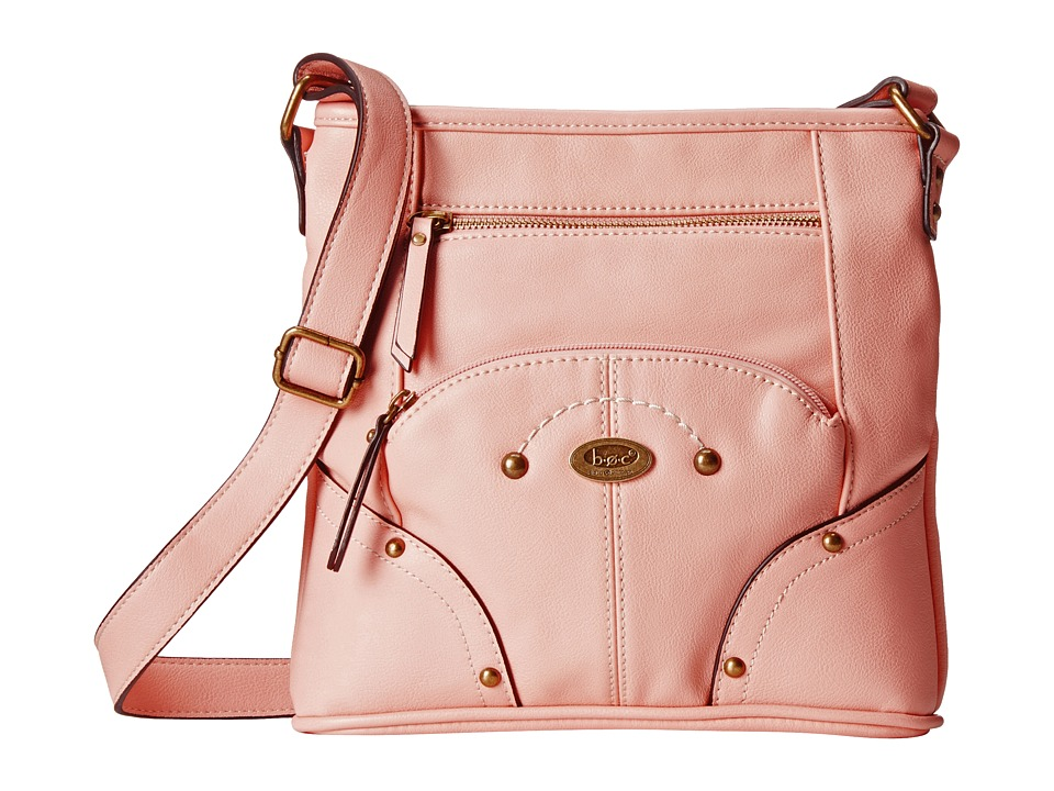 b.o.c. - Melville Crossbody (Blush) Cross Body Handbags