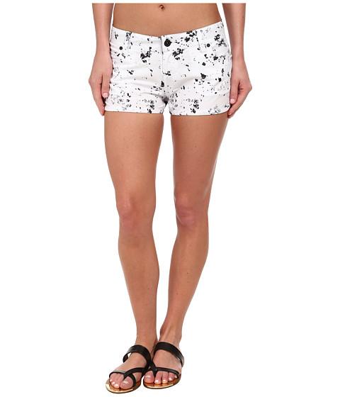 Hurley - Beachrider Phantom Five-Pocket Walkshorts (White Spots) Women