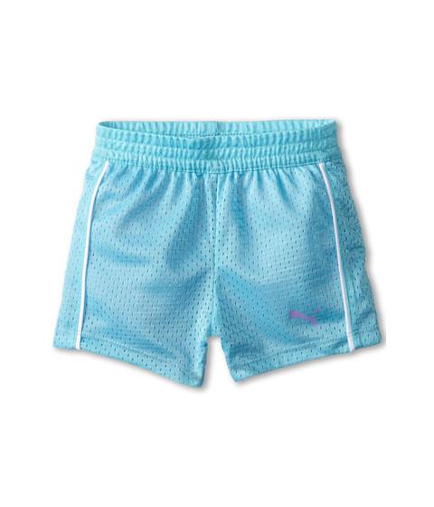 Puma Kids - Active Shorts (Infant) (Faster Blue) Girl's Shorts