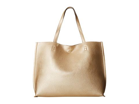 Gabriella Rocha - Bridget Reversible Tote (Gold/Ivory) Tote Handbags