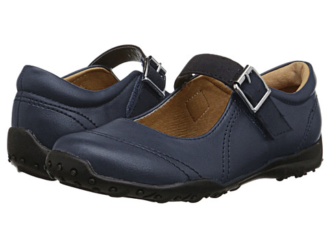 Nina Kids - Aliz (Toddler/Little Kid/Big Kid) (Navy Tumbled) Girl's Shoes