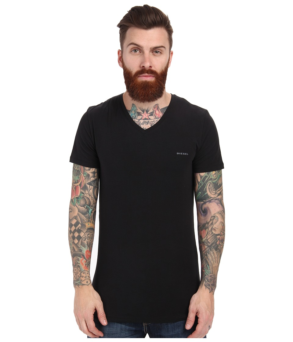 Diesel Michael T-Shirt BAHF (Black) Men