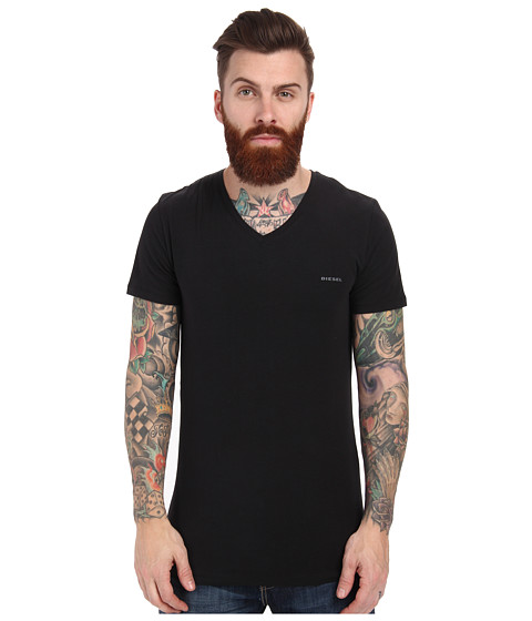 Diesel - Michael T-Shirt BAHF (Black) Men's T Shirt