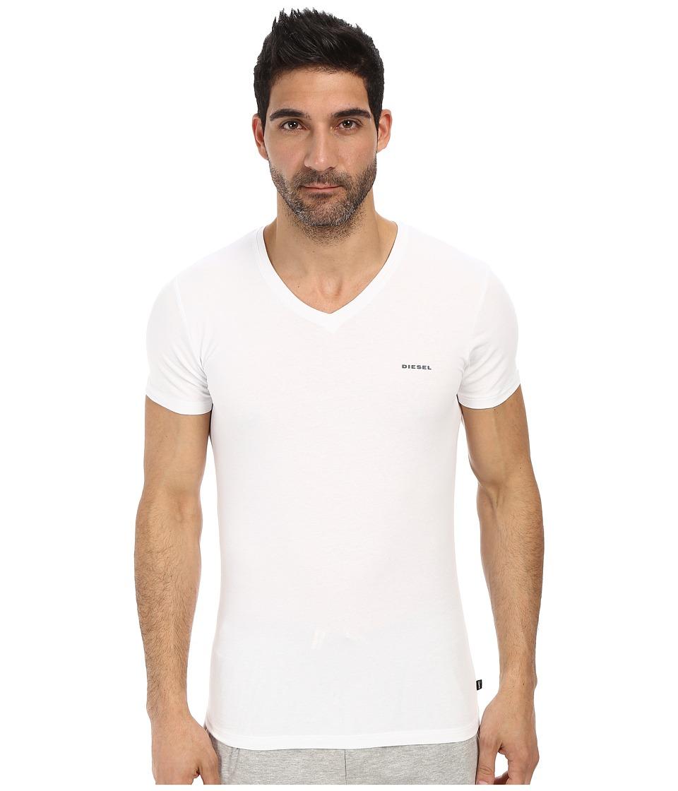 Diesel - Michael T-Shirt BAHF (White) Men's T Shirt
