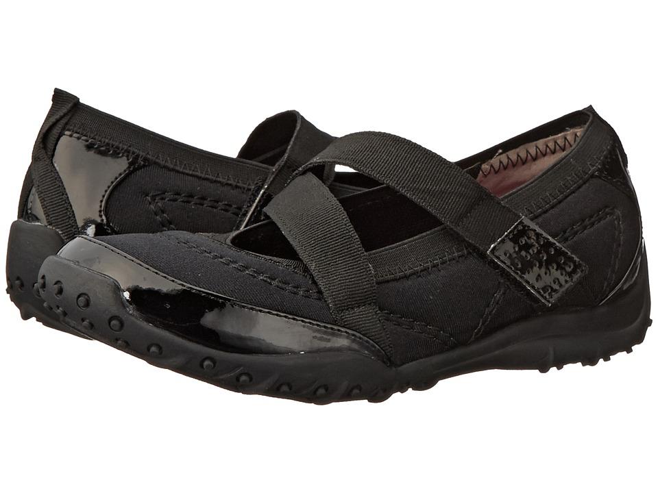 Nina Kids - Jenora (Toddler/Little Kid/Big Kid) (Black Neoprene) Girl's Shoes