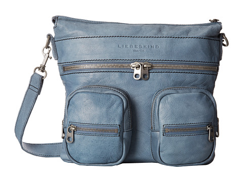 Liebeskind - Anny (Soft Blue) Handbags