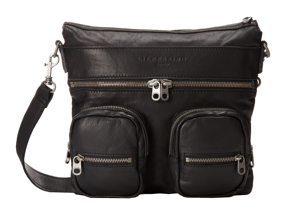 Liebeskind - Anny (Black) Handbags