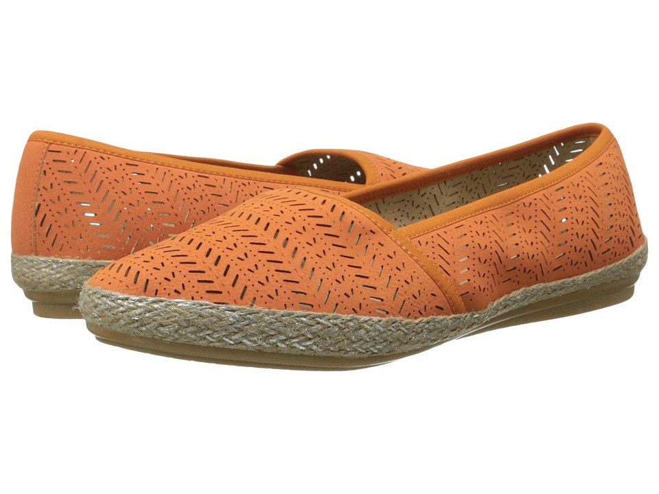 Easy Spirit - Gannet (Orange Multi Synthetic) Women