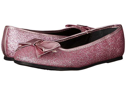Nina Kids - Doris (Little Kid/Big Kid) (Pink Baby Glitter) Girls Shoes